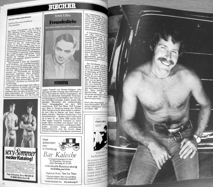 German Gay Magazine 87
