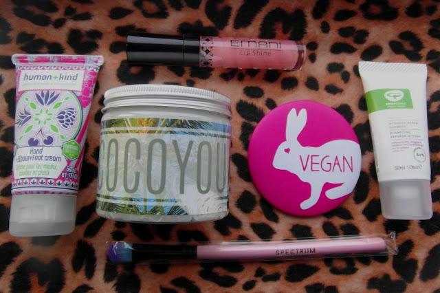 The Vegan Kind Beauty Box, November Edition