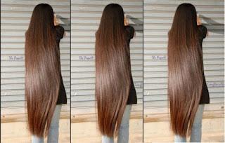 خلطات طبيعيه طويل الشعر