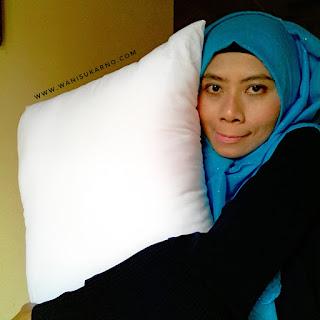 Bantal Hotel Viral DAG, Bantal Yang Lembut, Padat Dan Selesa Untuk Tidur Sepanjang Malam
