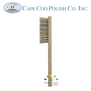 CAPE COD Detail 100% Horse Hair Brush