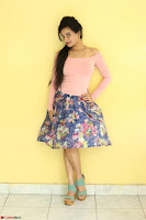 Janani Iyyer in Skirt ~  Exclusive 034.JPG