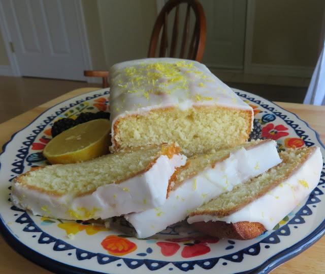 Lemon Buttermilk Cake