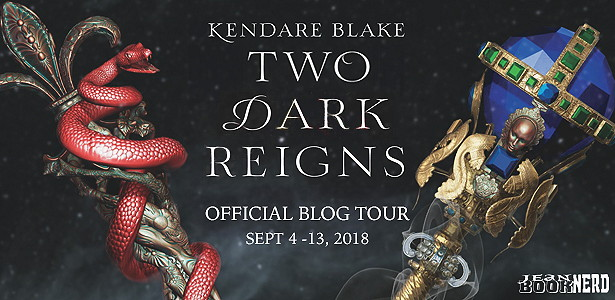 Carina's Books: Two Dark Reigns Blog Tour: Review + Giveaway