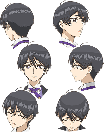 Natsuki Hanae será la voz de Yuna D. Kaito