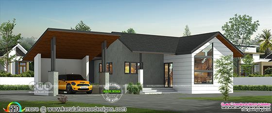 Low cost Indian home design