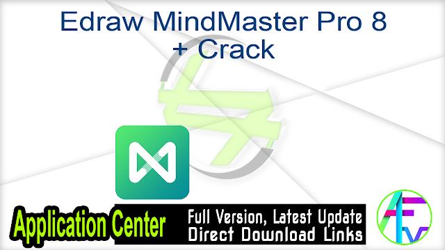 Edraw MindMaster Pro 8 + Crack
