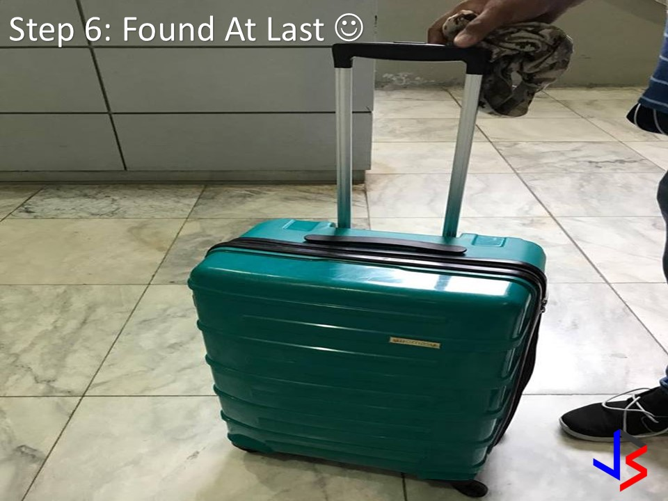 I Lost My Luggage At NAIA Terminal 2, This Is What I Did to Recover It