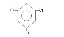 Nama dari senyawa turunan benzena dengan rumus struktur dibawah ini adalah
