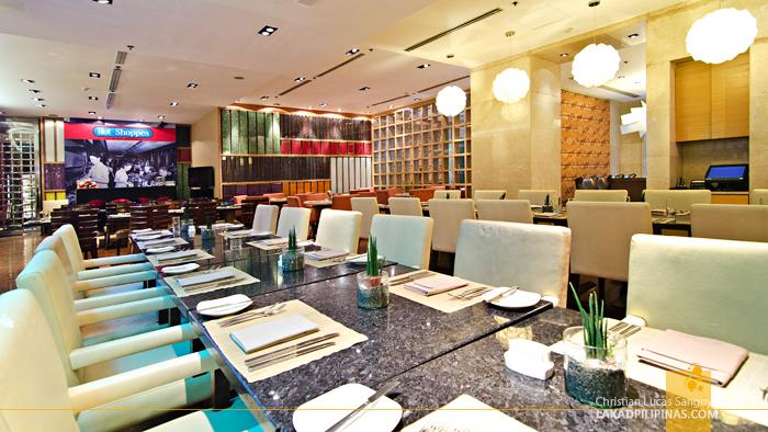 Marriott Manila Cafe