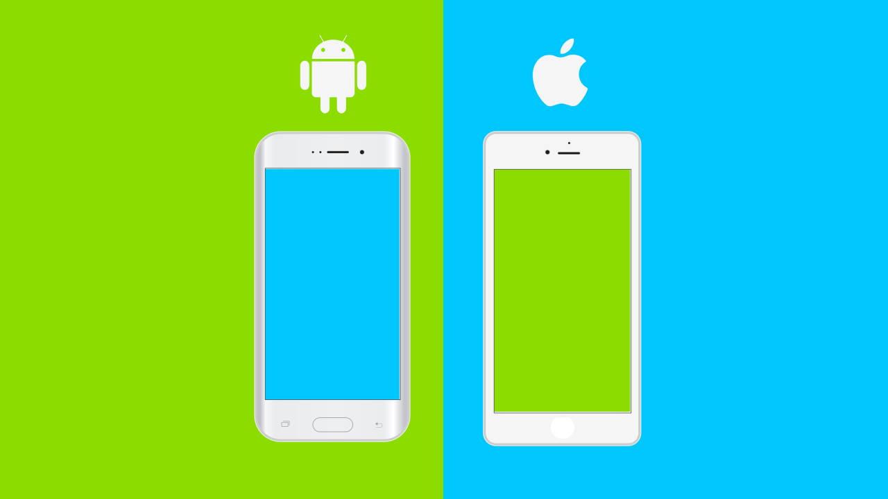 9 Hal Beda iPhone dan Android yang Wajib Anda Ketahui