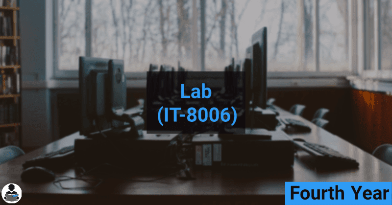 Lab (IT-8006) RGPV notes CBGS Bachelor of engineering