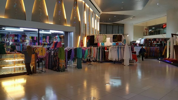 Prangin Mall dan Komtar