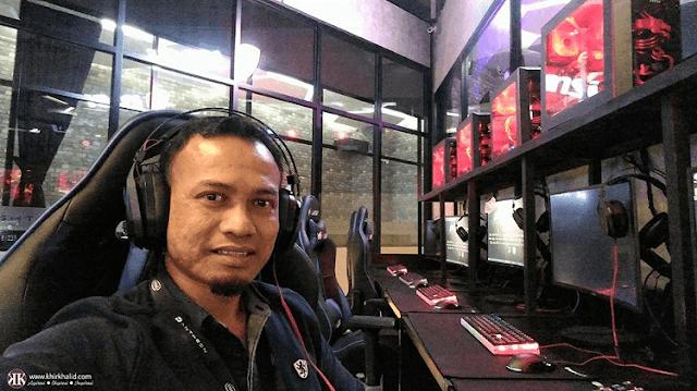 The Pantheon, Malaysia 1st eSport Centre,