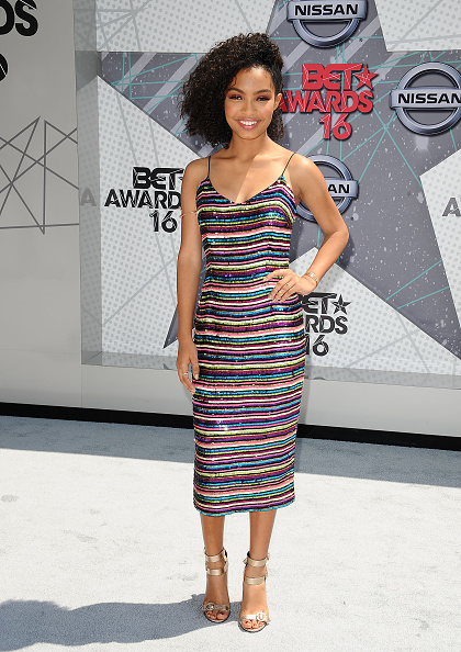 Yara Shahidi BET Awards 2016