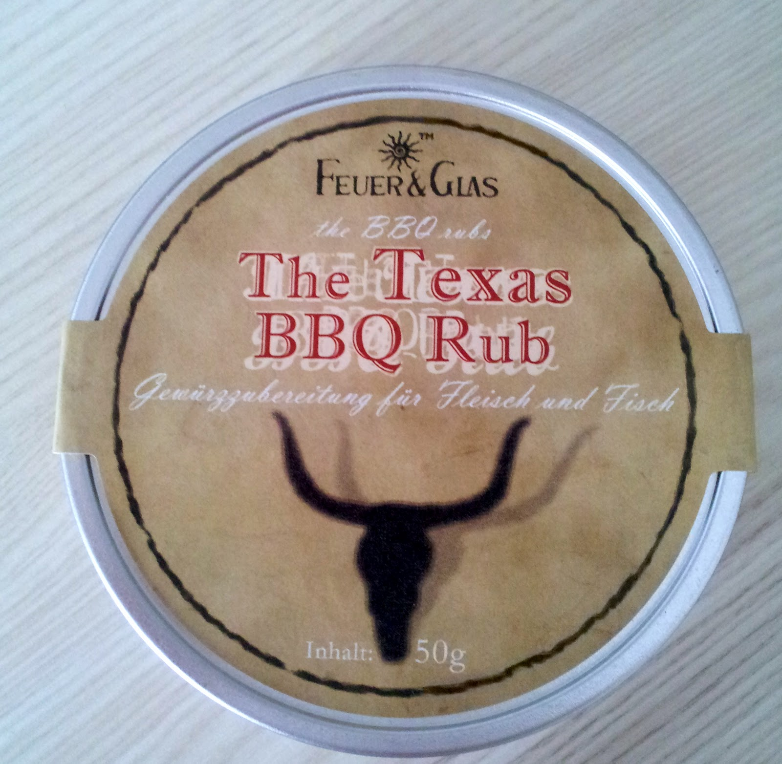Küchen Mörser Test 2 The Texas Bbq Rub