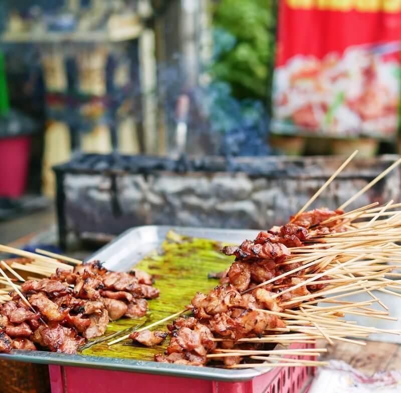 pork BBQ Thailand