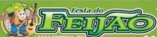 Programação de Shows Festa do Feijão Lagoa Formosa MG