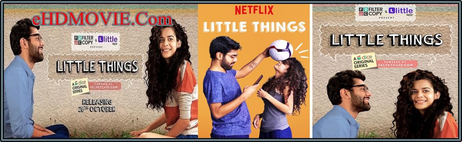 Little Things 2018 S01 Complete Hindi 720p BRRip ESubs