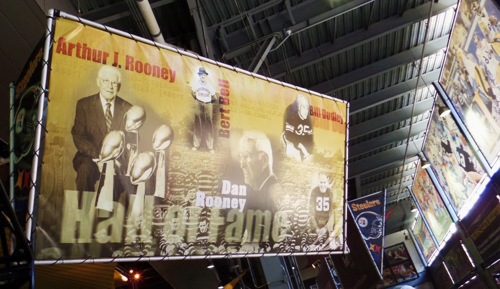 Hall of Fame Heinz Field