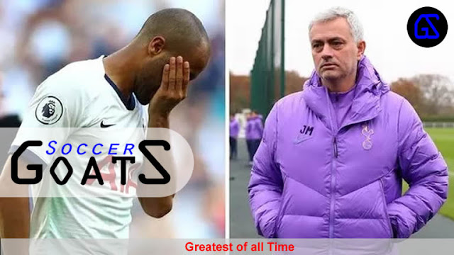 Jose Mourinho willing to add Lucas Moura in the deal to land top transfer target