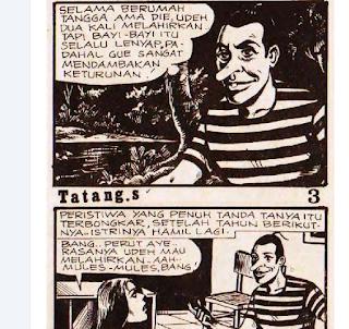 Komik Tatang S - Dukun Beranak Siluman