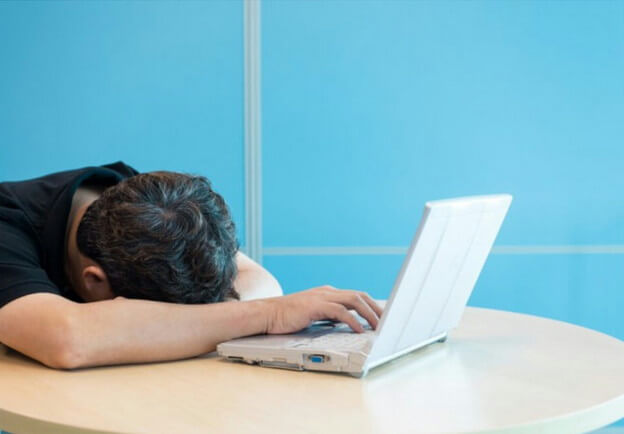 Excessive sleepiness can be a symptom of narcolepsy