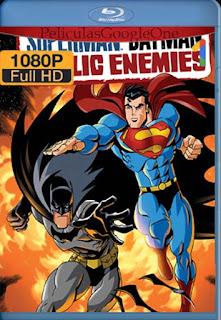 Superman Y Batman: Enemigos Publicos [1080p BRrip] [Latino-Inglés] [GoogleDrive]