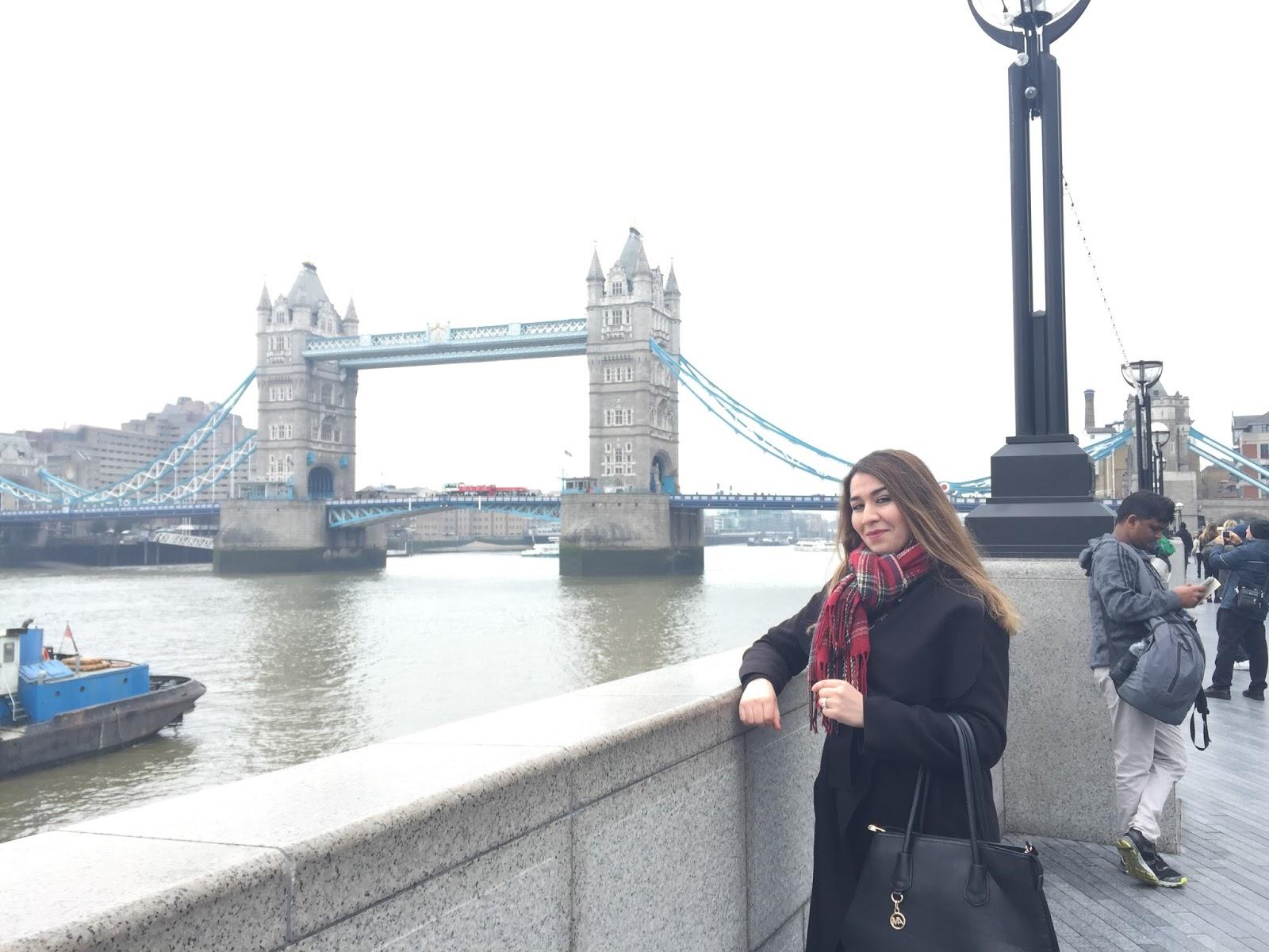 London Tour By Biba Le Pont De La Tour De Londres