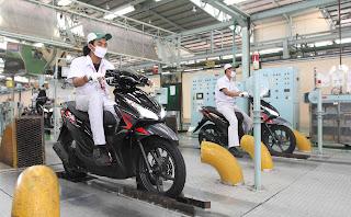 Tampilan Baru New Honda Vario eSP, Lebih Trendi