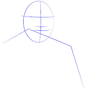 Langkah 1, Super Simpel Menggambar Dimitri Payet