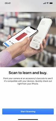 تحديث تطبيق Apple Store ودعم ساعة آبل