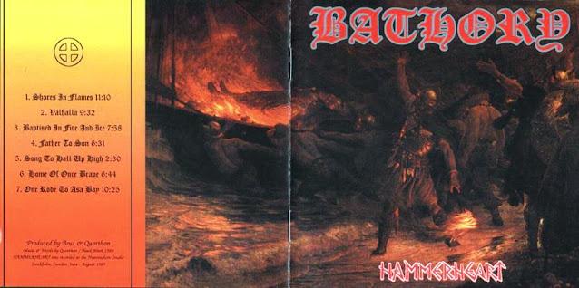 """Ο δίσκος των Bathory """"Hammerheart"""""""