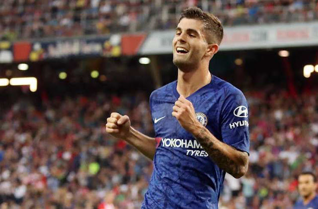 So Reserve, Pulisic Starts Frustrated at Chelsea