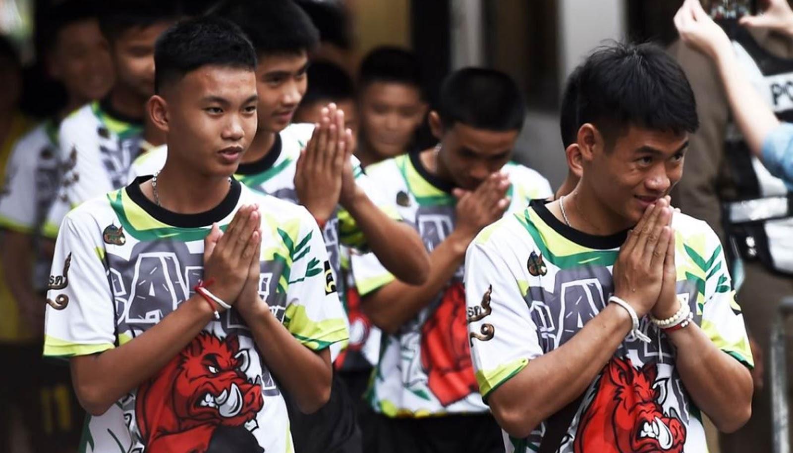 THAI CAVE RESCUE 4