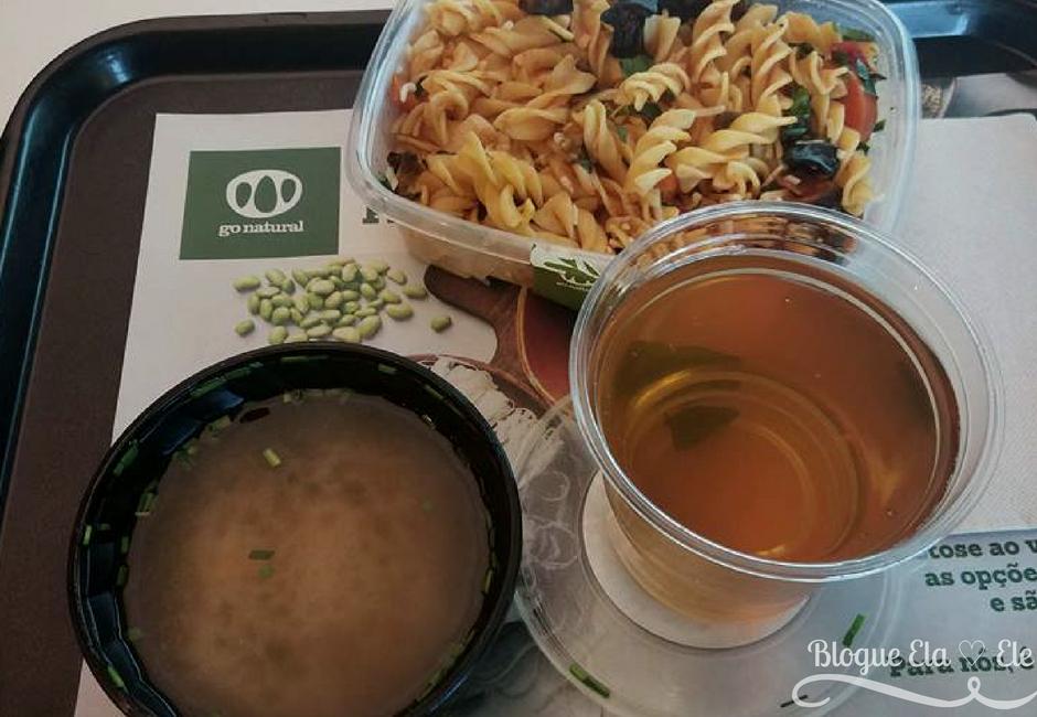 go natural + restaurante saudável + comida centro comercial + vegetariano + blogue português de casal + blogue ela e ele+ ele e ela + pedro e telma
