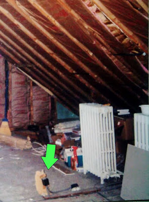 Attic insulation and renovation