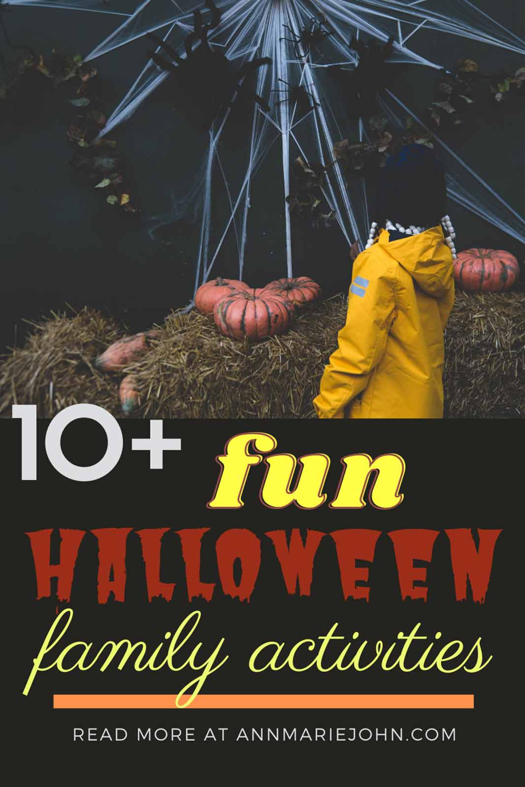 11 Fun Activities You Can do With the Whole Family on Halloween