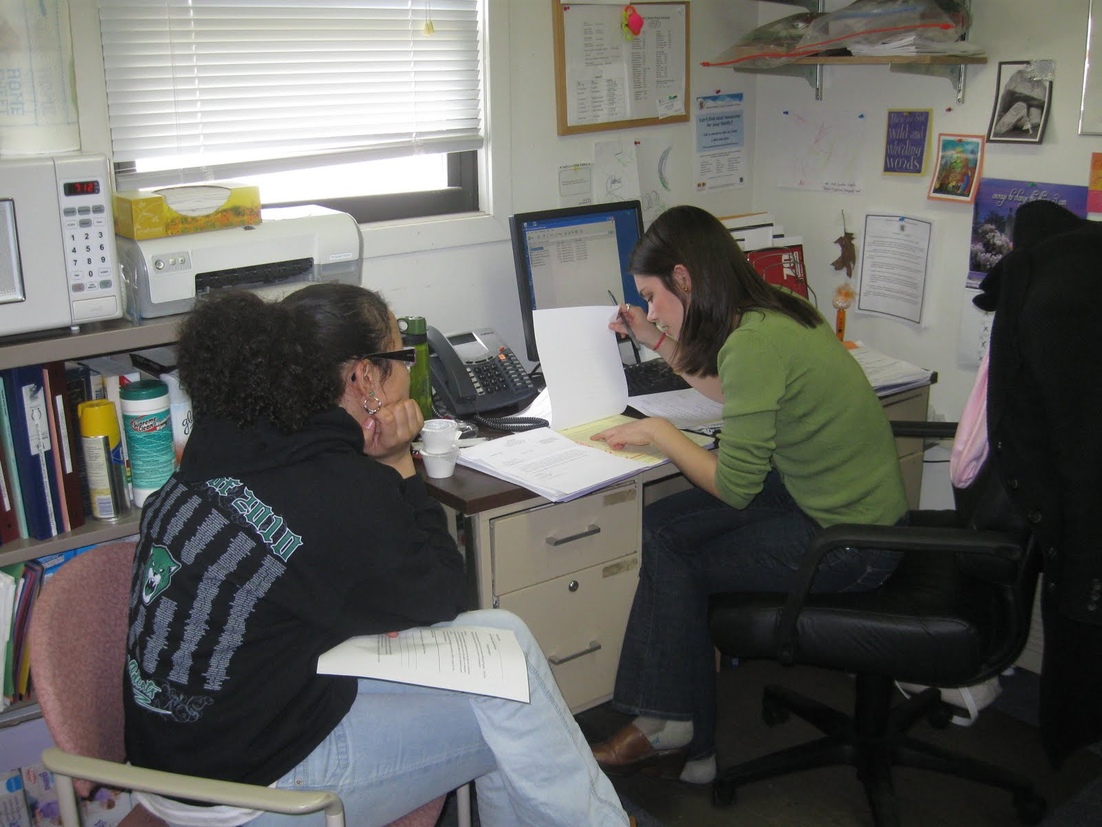 A Day in the Life of a Catholic Charities Project SERVE Volunteer