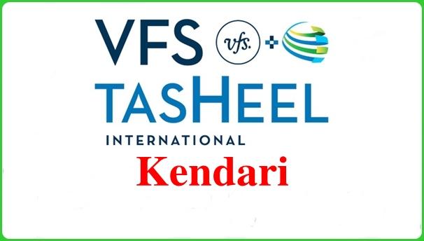 Kantor VFS Tasheel Rekam Biometrik Untuk Umroh di Kendari