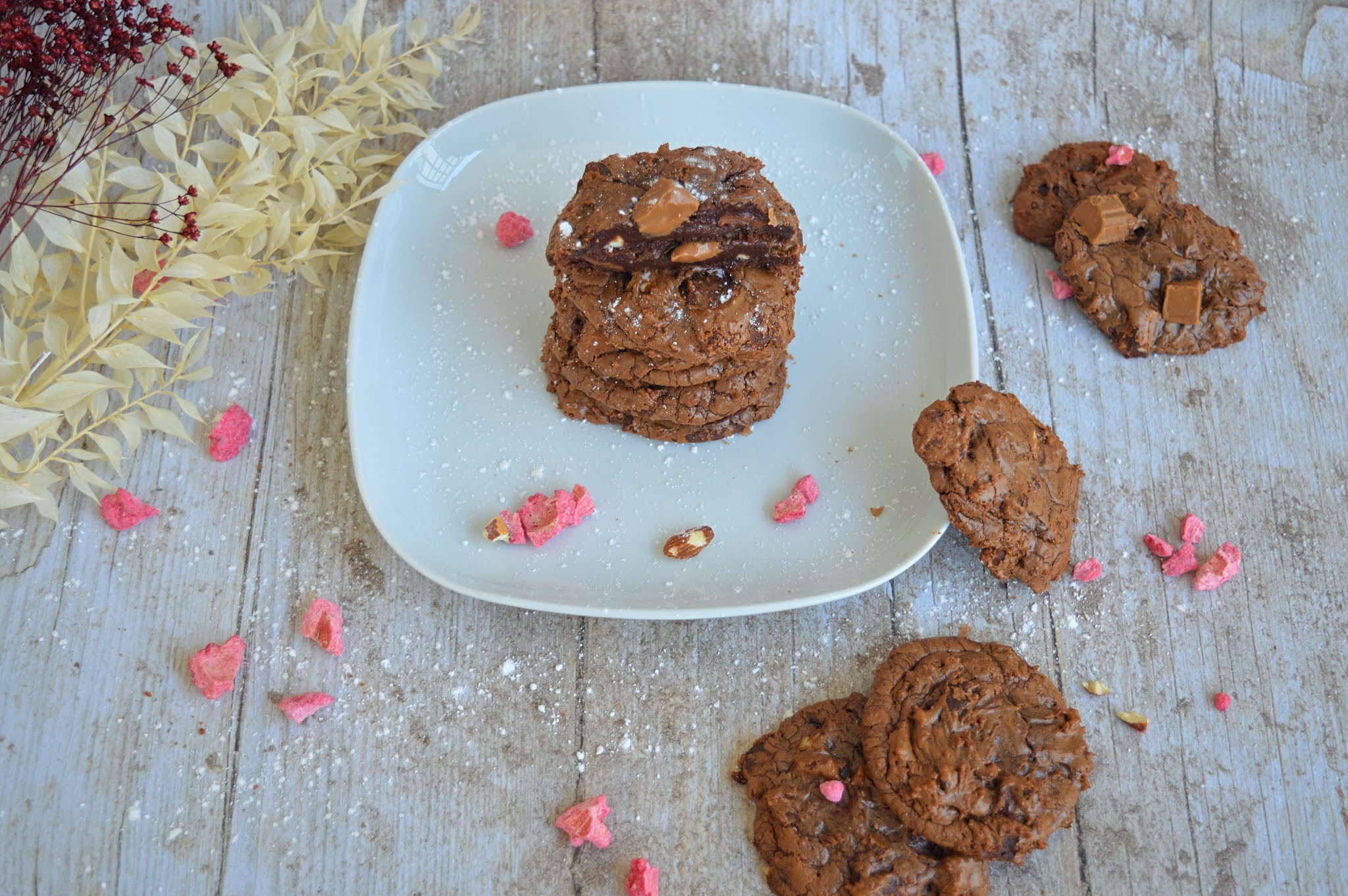 Résultat focus cookies brownies