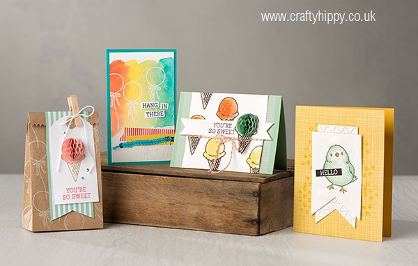 Honeycomb Happiness, Stampin' Up!, Sale-A-Bration