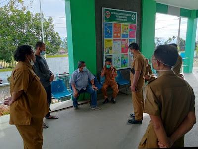 Selain Dinas, Ombudsman Juga Evaluasi Puskesmas Seluruh Aceh
