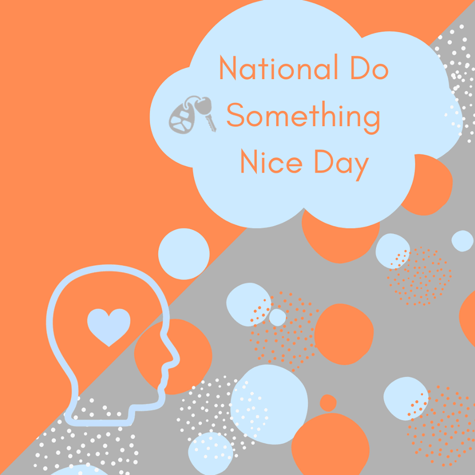 National Do Something Nice Day Wishes Sweet Images