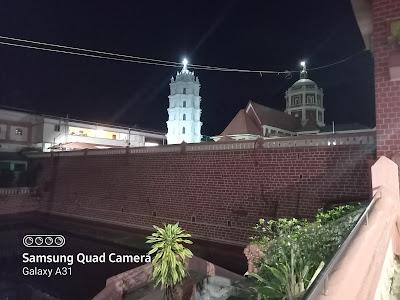 Samsung Galaxy A31 Camera Samples