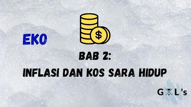 G X L S Eko 经济 Stpm Penggal 3 Bab 2 第三学期经济第二课笔记