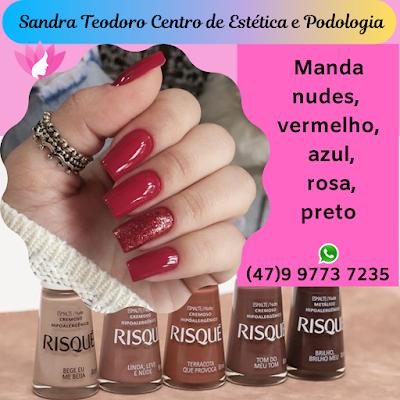 manicure itapema