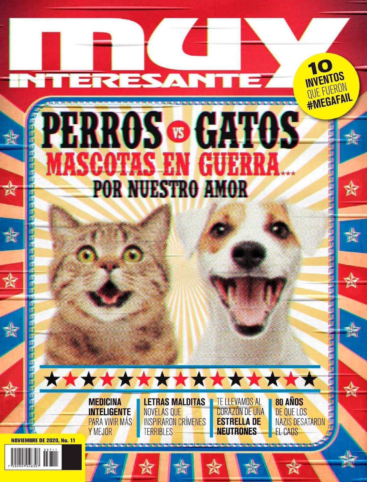 ARTICULO MUY INTERESANTE PERROS VS GATOS
