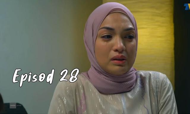 Drama Sabarlah Duhai Hati Episod 28 Full