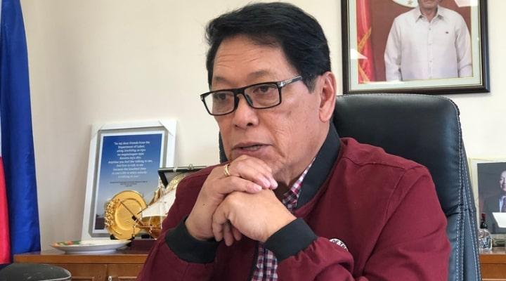 Labor Secretary Silvestre Bello III wants to remove licensure exams